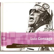 Cd Luiz Gonzaga - Coleção Folha - Novo***