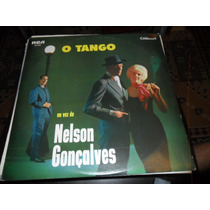 Lp Vinil Nelson Goncalves O Tango Na Voz De Nelson Goncalves