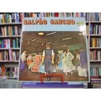 Vinil / Lp - Galpão Gaucho - Vol.1 - 1979