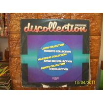 Vinil Lp Discollection - Latin,roberto,martinho,jorge Ben