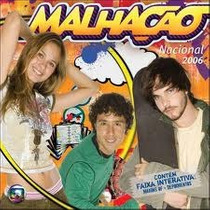 Cd Malhacao 2006 Nacional