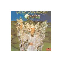 Lp - Barclay James Harvest - Octoberon - 1977