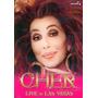 Dvd Cher Live In Las Vegas Novo Original