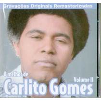 Cd Carlito Gomes - Volume 11 - Novo***