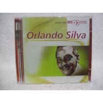 Cd Duplo Orlando Silva- Série Bis