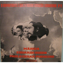 Márcia/eduardo Gudin/paulo C.pinheiro - Gravado Vivo Vol-2