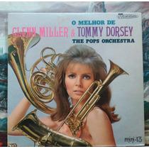 Mini Lp Nº 13 C/1o Músicas -the Pops Orchestra Glenn Miller