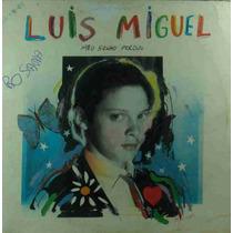 Luis Miguel Compacto Vinil Meu Sonho Perdido 1983 Stereo