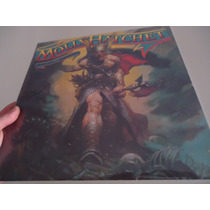 Lp-molly Hatchet -flirtin ´ With Disaster- Importado+encarte