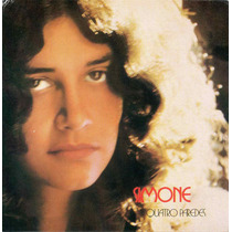 Simone - Quatro Paredes - Cd Mini Lp - Super Raro