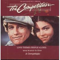 A Competição Competition Compacto Vinil Trilha Do Filme 1981