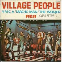 Village People - Compacto - Y.m.c.a. / Macho Men / Women