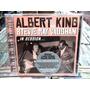 Albert King Stevie Ray Vaughan In Session Cd + Dvd Importado