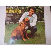 Disco Vinil Lp Os Grandes Sucessos De Armando Manzanero