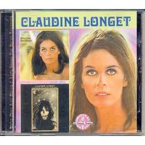 Cd Claudine Longet - We