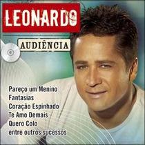 Cd Leonardo Audiência - Novo Lacrado***