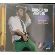 Cd Cristiano Araújo - Os Maiores Sucessos
