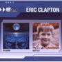 Cd Duplo Eric Clapton Pilgrim / Reptile C/ Peq Corte - Novo*
