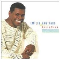 Cd Emílio Santiago - Bossa Nova