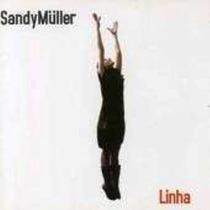Cd Sandy Muller - Linha (cantora Ítalo-brasileira) Importado
