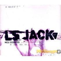 Ls Jack - Meu Sossego Cd Single Promocional