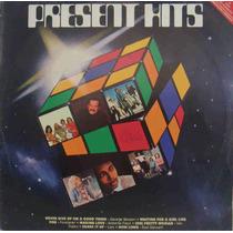 Present Hits Lp Van Halen George Benson Rod Stewart Cars