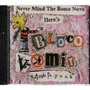 Cd Bloco Vomit Never Mind Bossa Nova Samba Punk Lacrado
