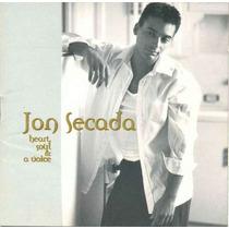 Cd Jon Secada - Heart Soul & A Voice