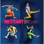 Restart By Day Cd Original Novo Lacrado. Frete Registrado