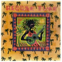 217 Cdm- Cd 1997- Reggae Time- Coletânea- Reggae