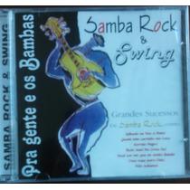 Cd Sambarock & Swing Geovana,bebeto,juca Chaves,ivone Lara