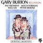 Cd Gary Burton - Reunion (with Pat Metheny) Raríssimo / Imp.