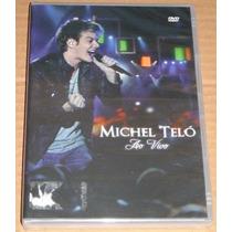 Michel Telo Ao Vivo Dvd Novo E Lacrado Original