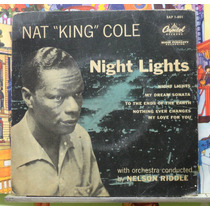 Nat King Cole Night Lights - Compacto Vinil Capitol