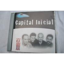 Cd Coletânea Capital Inicial - Série Millennium Original