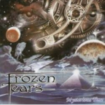 Cd Frozen Tears - Mysterious Time (megahard)