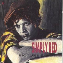 00361 - Cd Simply Red - Picture Book