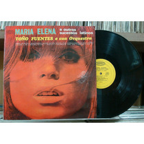 Toño Fuentes Sua Orquestra Maria Helena - Lp Epic 1969