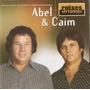 Cd Abel & Caim - Raízes Sertanejas - Novo***