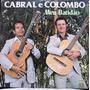 Lp - Cabral E Colombo - Meu Batidão - 1983 - Copacabana