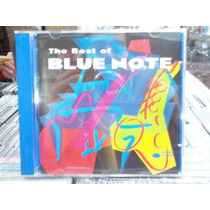 The Best Of Blue Note Cd Original Excelente Estado