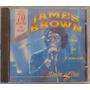 144 - Cd James Brown - Live In Concert - Frete Gratis