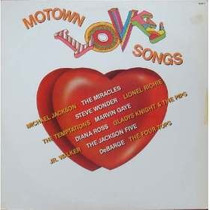 Lp Motown Love Songs ( Vinil )