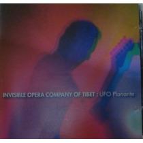 Cd - Fabio Golfetti - Invisible Opera - Ufo - Violeta Outono