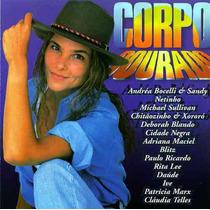 Corpo Dourado / Nacional-trilha Sonora Em Cd