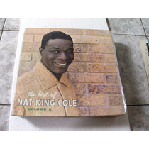 Lp Nat King Cole The Best Of Vol. 2 - 1974