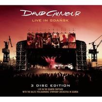 David Gilmour Live In Gdansk ( 2cd / 1 Dvd )