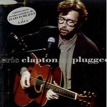 Cd Eric Clapton - Unplugged (acústico 1992) Tears In Heaven