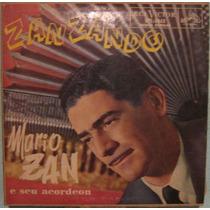 Mario Zan & Seu Acordeon - Zanzando - 10 Polegadas