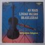Lp As Mais Lindas Valsas Brasileiras - Os Violinos Mágicos -